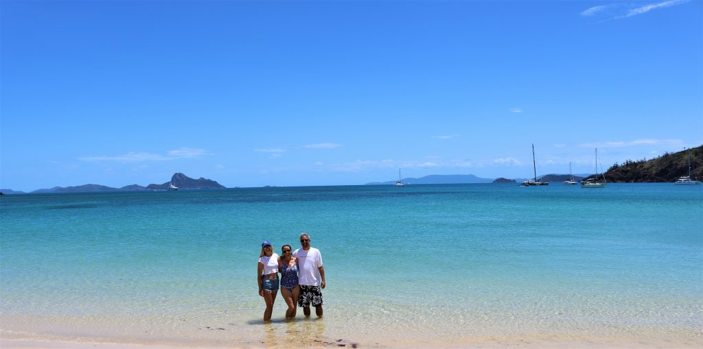 The Whitsundays - Hamilton Island and The Great Barrier Reef